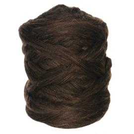 XXL Merino wol naturel bruin