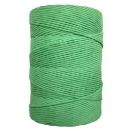 Hearts single twist 4.5 mm lettuce green (500m)