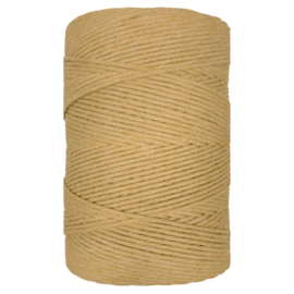 Hearts single twist 4.5 mm sahara sand(500m)