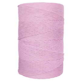 Hearts single twist 4.5 mm babyroze (500m)
