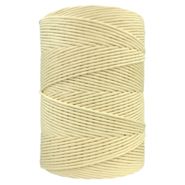 Hearts single twist 4.5 mm vanilla (500m)