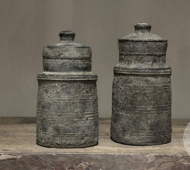 Set van 2 Nepal potten Thamel
