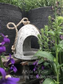 Vogel voederhuisje