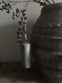 Metalen  klok met klepel 18 x 5 ong