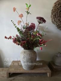 Kant en klaar Silk Bouquet