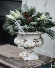 Vol !! 10 Dec 19.00 uur Workshop Kersttafelstuk