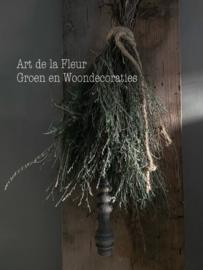 Tijmtoef met Aura Peeperkorn klosje  nog 65 cm