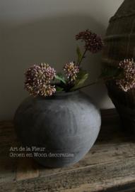 Sedum 63 cm Oud roze