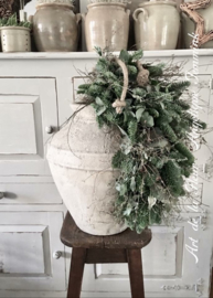 DIY pakket Kerst kruiktoef L 75 cm