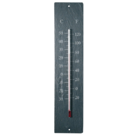 Thermometer Leisteen 0.6 x 10 x 45