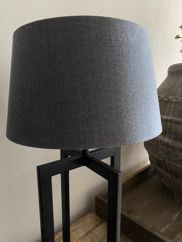 Ruw Linnen Lampenkap 30 cm bij 25 cm
