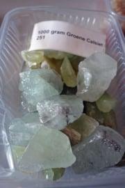Groene calsiet 1000 gram