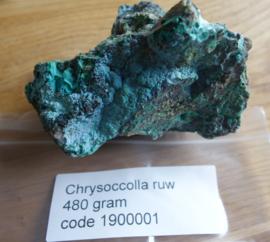 Chrysocolla 480 gram