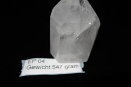Bergkristal punt 547gram