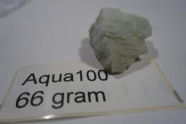 Aquamarijn ruw 66 gram