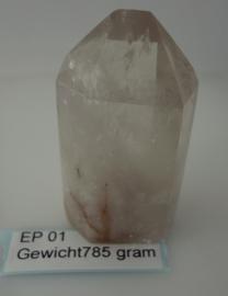 Bergkristal punt 785 gram
