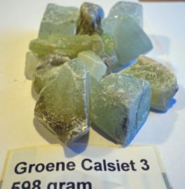 Groene Calsiet 598 gram