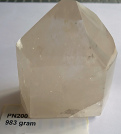 Bergkristallen Punt