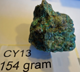 Chrysocolla ruw CY13