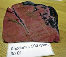 Rhodoniet 500 gram
