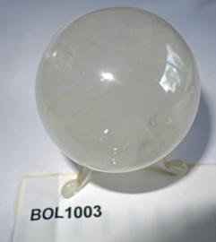 Bergkristalbol