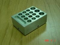 Testfilterhouder met 15 gaten