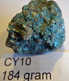Chrysocolla ruw CY10
