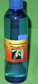 Macadamianoot massage olie    250 ml