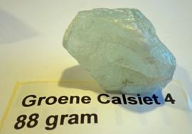 Groene Calsiet ruw 88 gram