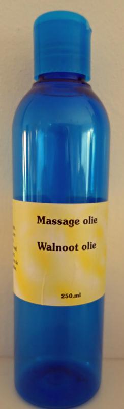 Walnoot massage olie 250 ml