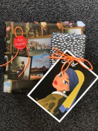 Cadeaupapier - Gratis inpakken