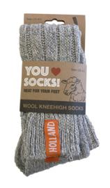 Geitenwollen sokken - Holland - mt. 35-41