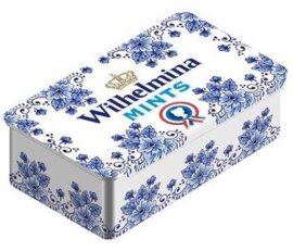 Wilhelmina Pepermunt - Luxe blikje