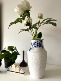 Vaas Delfts blauw bloesem Groot - 30 cm