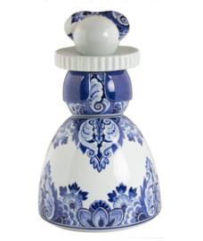 Proud Mary - Flower - Royal Delft - 30 cm - handgemaakt