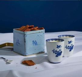 Delfts blauwe mokken  - Rijksmuseum - Set van 2