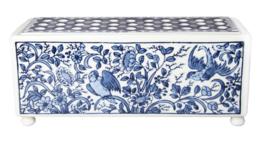 Tulpenvaas Rijksmuseum - Rechthoek - 12 cm