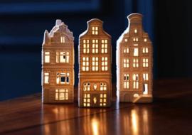 &Klevering Amsterdam grachtenhuisjes weer op voorraad!