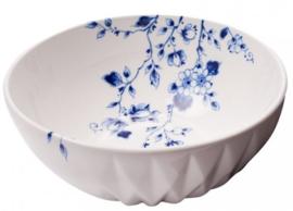 Soepkom Blauw Vouw - ø 16 cm