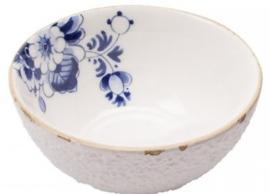 Yoghurt bakje Delfts blauw Bloesem - ø 11 cm