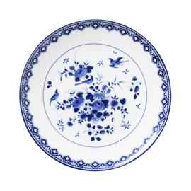 Delfts blauwe borden  Rijksmuseum - Set van 2