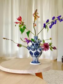 Tulpenvaas Delfts blauw - Medium - 31 cm