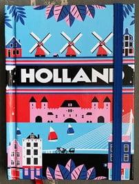 Notitieboekje A6 'Holland'