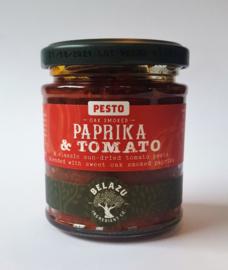 Paprika- en tomatenpesto