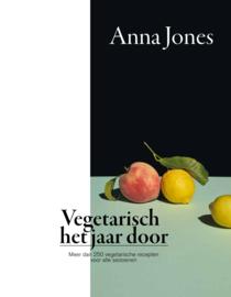 Vegetarisch het jaar door van Anna Jones