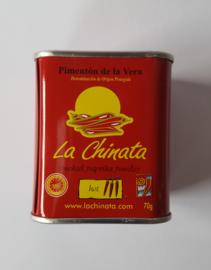 Paprikapoeder, pikant, gerookt (La Chinata)