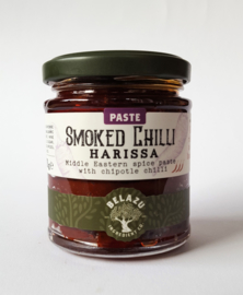Smoked chilli harissa