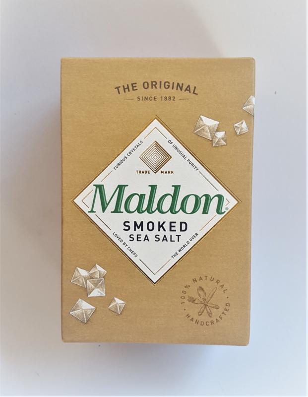 Maldon zout (gerookt)