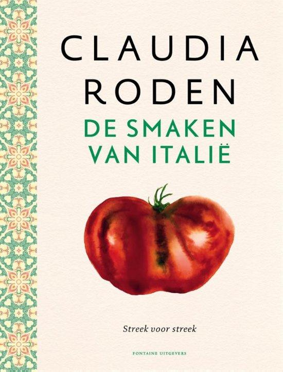 De smaken van Italië van Claudia Roden