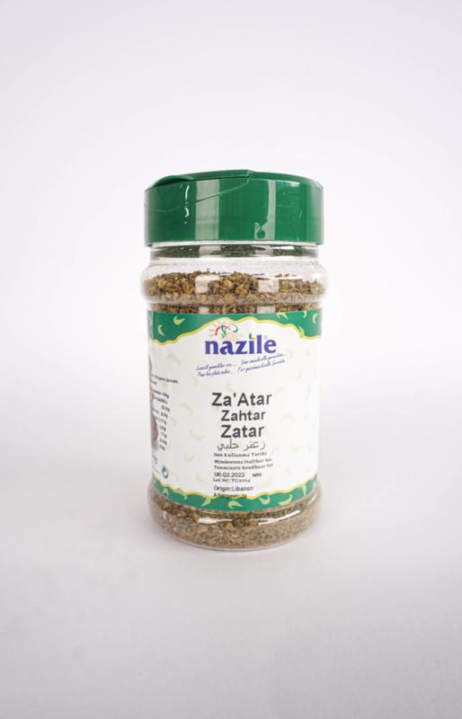 Za'atar groen (PET fles)